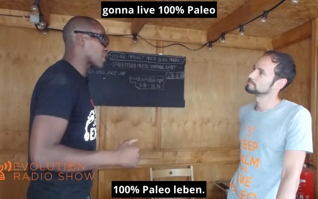 #024 – 100% Paleo funktioniert nicht, du brauchst ein nachhaltiges Konzept – Interview mit The Fitness Explorer: Darryl Edwards