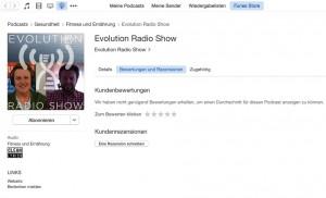 Podcast Bewertungen und Rezensionen