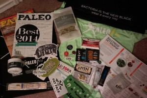 Goodie Bag der Paleo f(x)