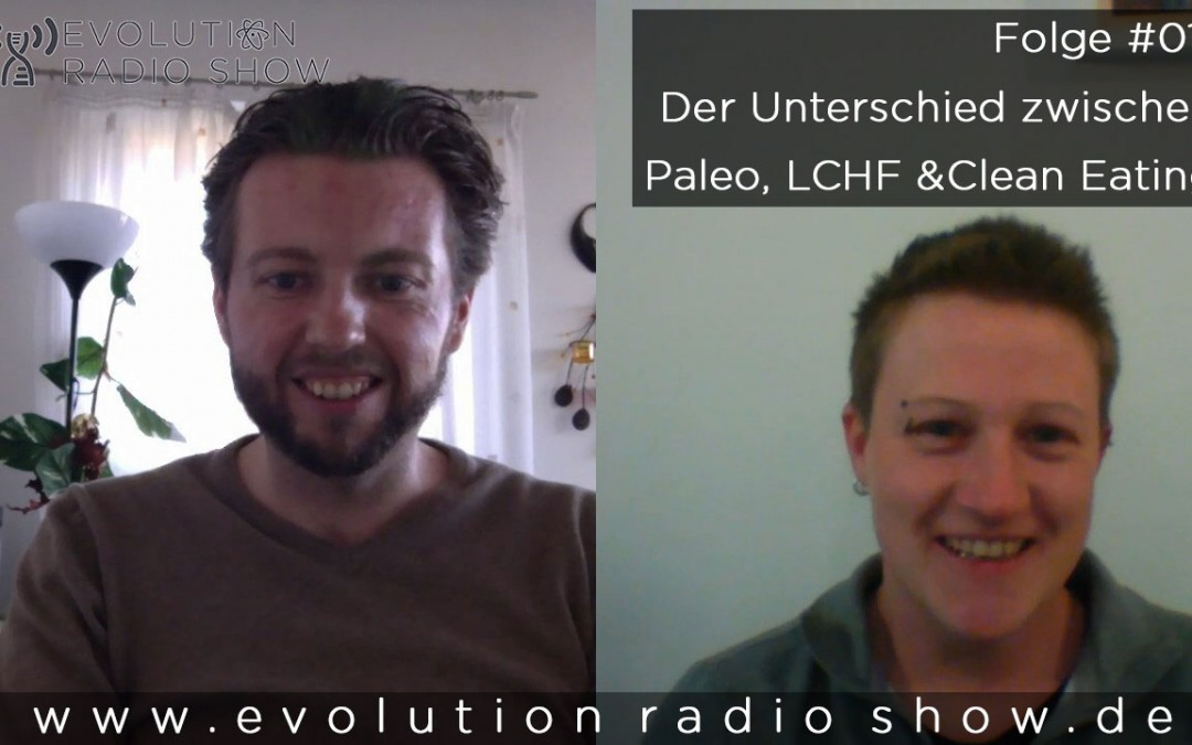 Folge #011 – Unterschied Paleo/LCHF/Clean Eating